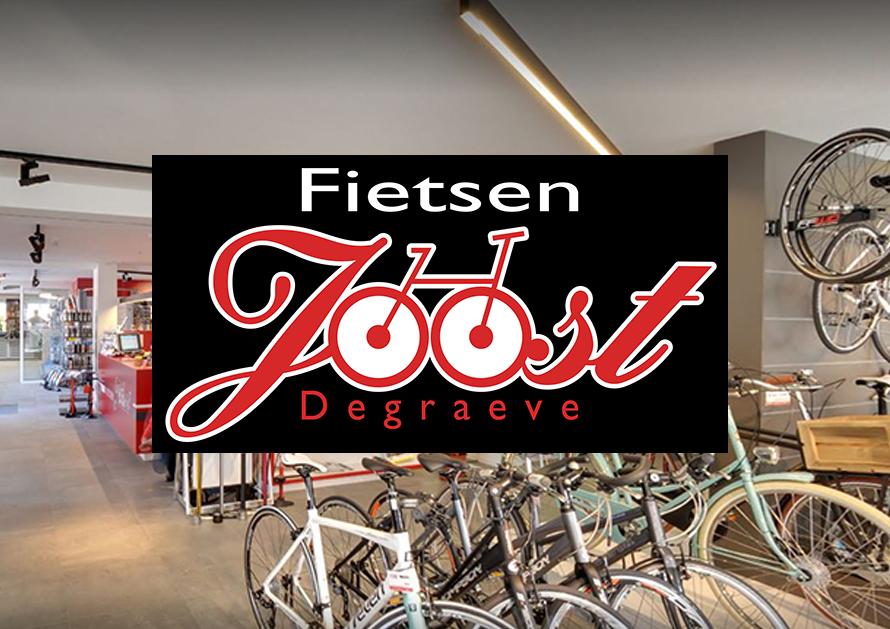 Fietsen Joost - webdesign creatiefonline Kortrijk