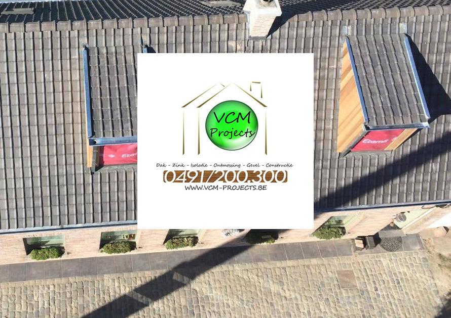 VCM-Projects - webdesign creatiefonline Kortrijk