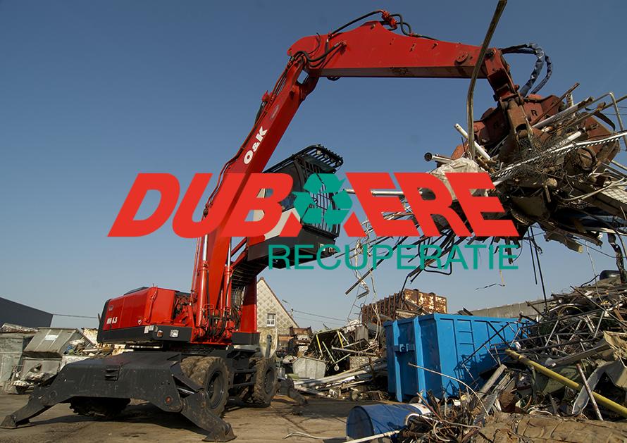 Dubaere Recuperatie- webdesign creatiefonline Kortrijk