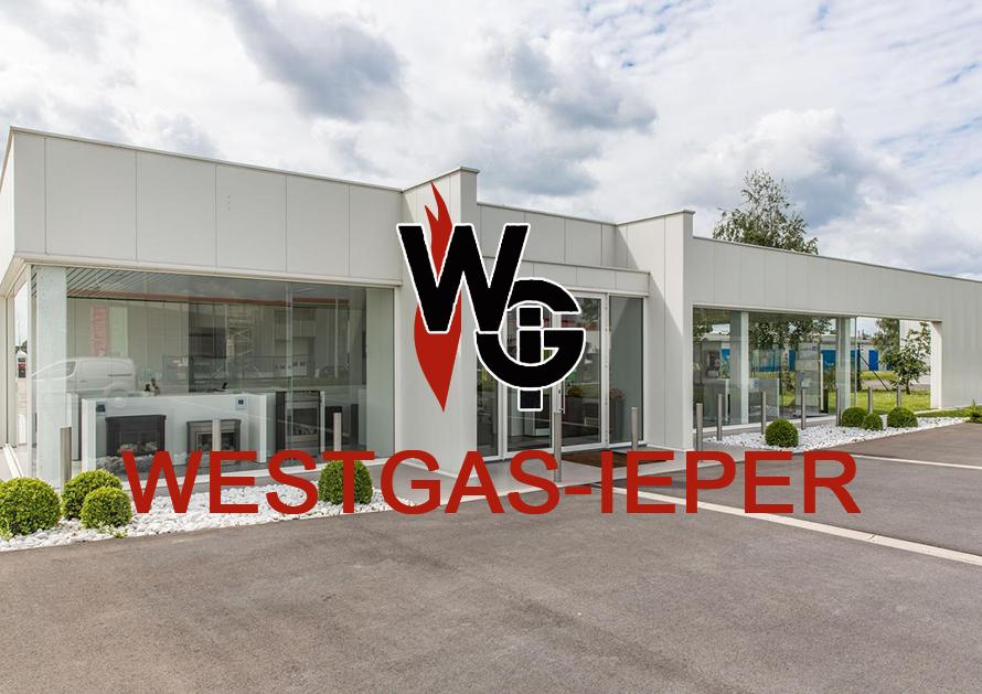 Westgas Ieper- webdesign creatiefonline Kortrijk