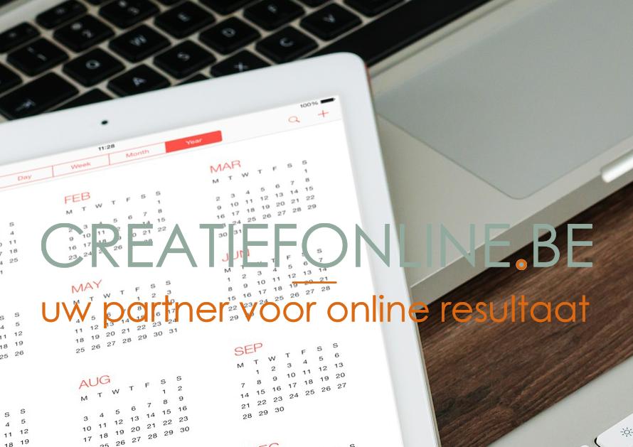 Webdesign creatiefonline Kortrijk