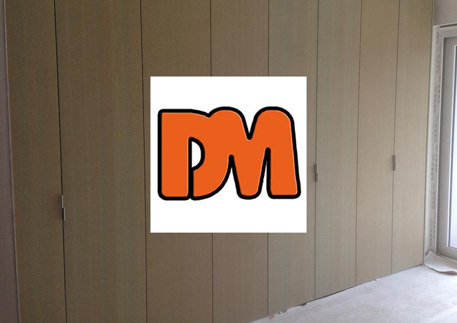 DM Timmerwerken - webdesign creatiefonline Kortrijk