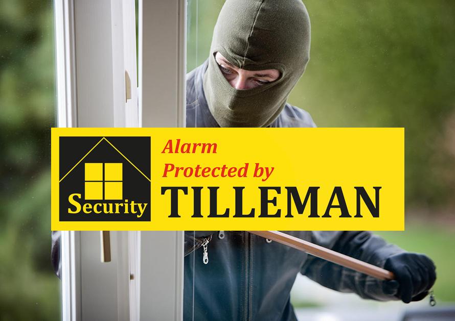 Tilleman security - webdesign creatiefonline Kortrijk